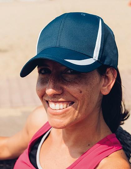 Jogging Cap - Caps - Netz- & Sport-Caps - Atlantis Black - Grey