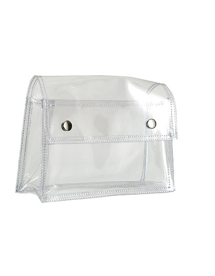 Bag with press buttons Universal - Freizeittaschen - Accessoires - Halfar Transparent