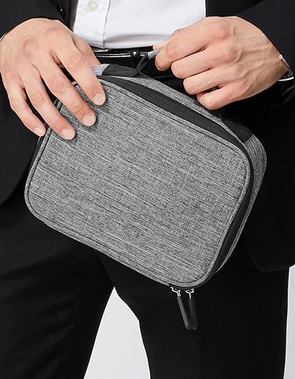 Organizer Bag - Santa Fe - Freizeittaschen - Sport- & Reisetaschen - Bags2GO Grey Melange