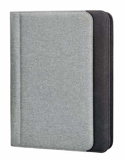 Conference Folder Work - Halfar Light Grey