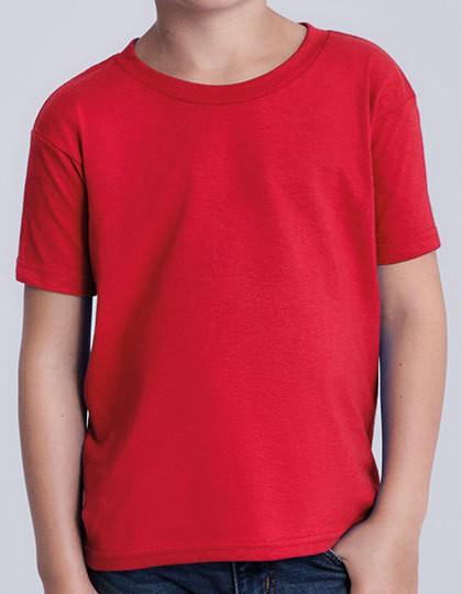 Heavy Cotton™ Toddler T-Shirt - Kinderbekleidung - Kinder T-Shirts - Gildan Light Blue