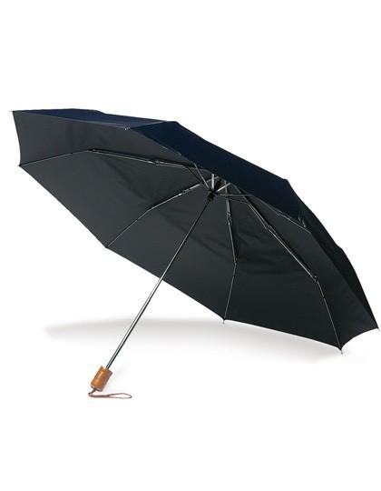 Taschenschirm Seaford - Schirme - Taschenschirme - Printwear Black