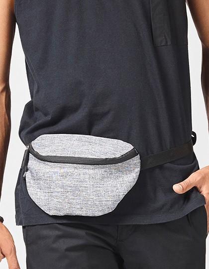 Belt Bag - Chicago - Freizeittaschen - Hüfttaschen - Bags2GO Grey Melange