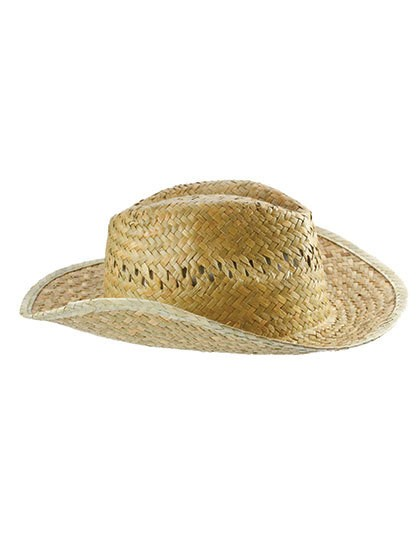 Strohhut Paglietta - Caps - Hüte - Printwear Natural