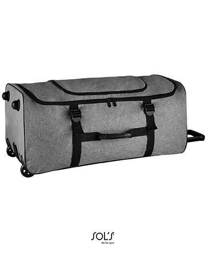 Globe Trotter 79 Bag - SOL´S Bags Grey Melange