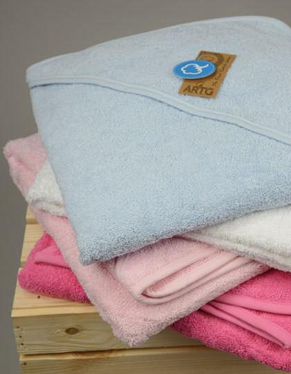 Babiezz® Baby Hooded Towel - Kinderbekleidung - Baby Lätzchen & Mützen - A&R