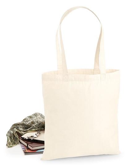 Premium Cotton Bag - Baumwoll- & PP-Taschen - Baumwolltaschen - Westford Mill Black