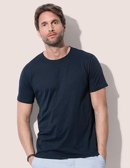 Finest Cotton-T - Fashion T-Shirts - Rundhals - Stedman® Black Opal