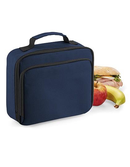 Lunch Cooler Bag - Freizeittaschen - Kühltaschen - Quadra Black