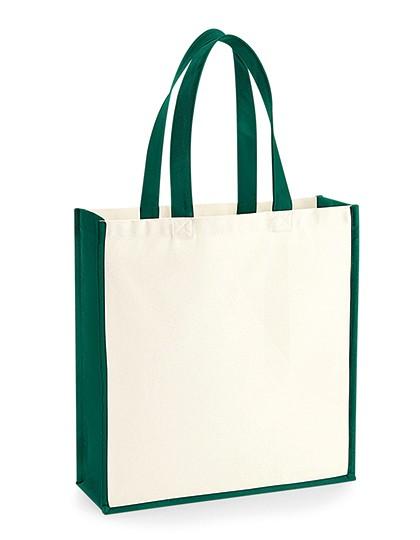 Gallery Canvas Bag - Westford Mill Black