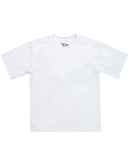 Kids` Subli Plus® T-Shirt - Sublimationstextilien - Sublimations T-Shirts - Xpres White
