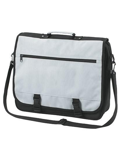 Shoulder Bag Business - Businesstaschen - Umhängetaschen - Halfar Black