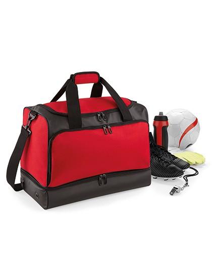 Hardbase Sports Holdall - Freizeittaschen - Sport- & Reisetaschen - BagBase Black - Black