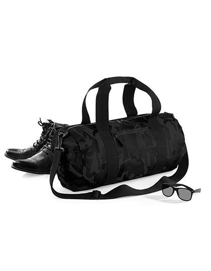 Camo Barrel Bag - Freizeittaschen - Sport- & Reisetaschen - BagBase Jungle Camo