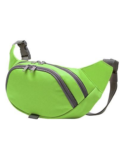 Waist Bag Solution - Freizeittaschen - Hüfttaschen - Halfar Apple Green