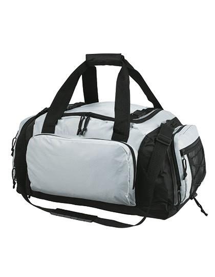 Travel Bag Sport - Freizeittaschen - Sport- & Reisetaschen - Halfar Black