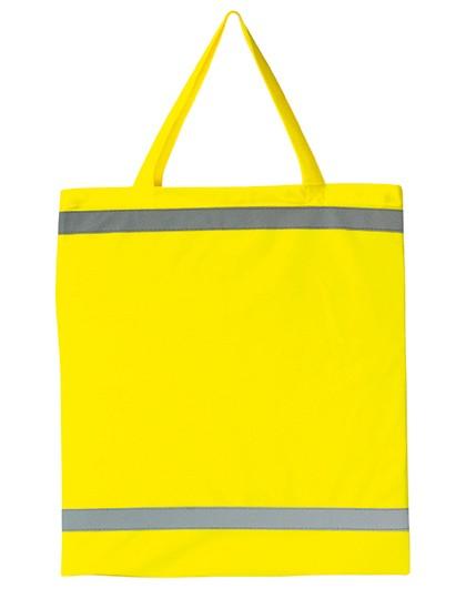 Warnsac® Shopping bag short handles - Korntex Black