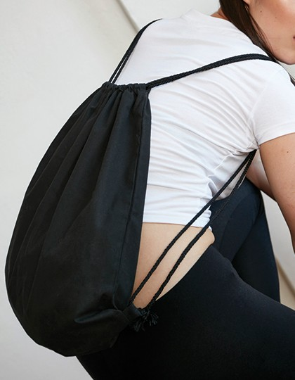 Gymbag - Build Your Brand Black