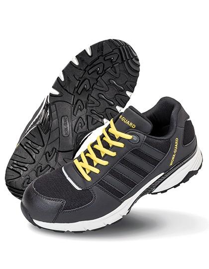 Lightweight Safety Trainer - Workwear - Schuhe - WORK-GUARD Black