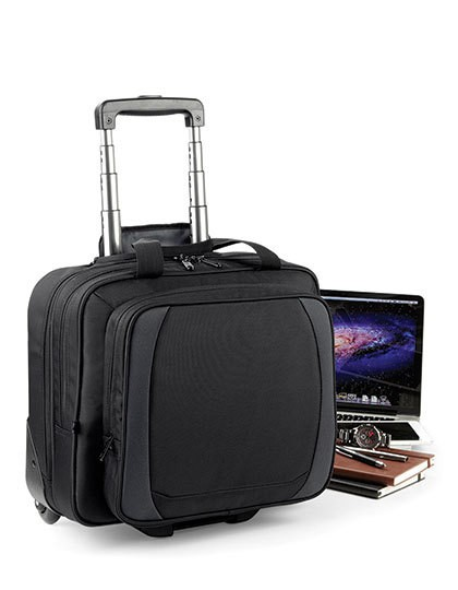Tungsten™ Mobile Office - Businesstaschen - Laptop-Taschen - Quadra Black - Dark Graphite