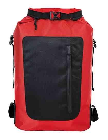 Backpack Storm - Rucksäcke - Freizeit-Rucksäcke - Halfar Black