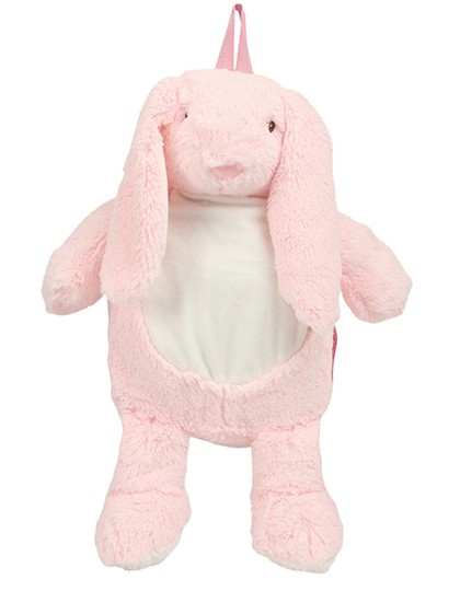 Zippie Bunny Back Pack - Mumbles Pink