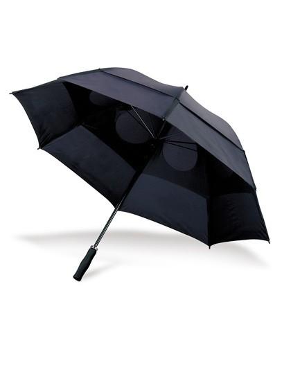 Portierschirm Sheffield - Schirme - XL-Schirme (ab Ø 120 cm) - Printwear Black