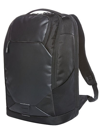Notebook Backpack Hashtag - Halfar Black