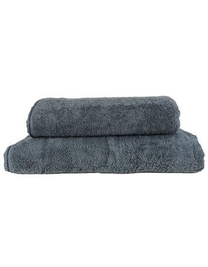 Big Towel - Frottierwaren - Handtücher - A&R Anthracite Grey
