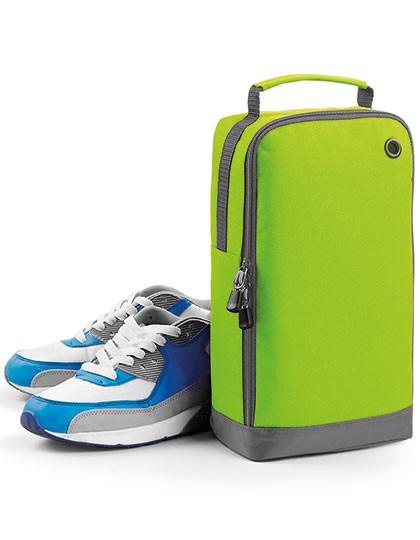 Athleisure Sports Shoe - Accessory Bag - Freizeittaschen - Sport- & Reisetaschen - BagBase Black