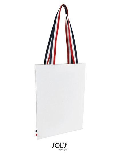 Shopping Bag Etoile - Baumwoll- & PP-Taschen - Baumwolltaschen - SOL´S Bags White