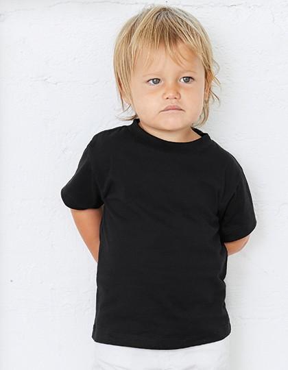 Toddler Jersey Short Sleeve Tee - Kinderbekleidung - Baby Shirts & Hosen - Canvas Asphalt (Solid)
