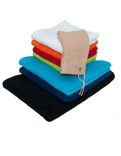 Premium Sport Hand Towel - Frottierwaren - Handtücher - Bear Dream Acqua (Aqua)