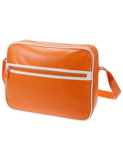Shoulder Bag Retro - Freizeittaschen - Freizeit-Umhängetaschen - Halfar Anthracite