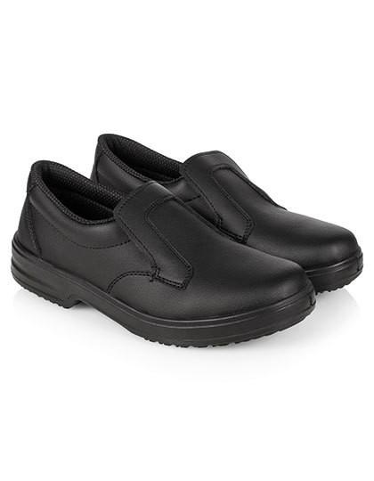 Berufsschuh Ozeanien - Workwear - Schuhe - Karlowsky Black (ca. Pantone Black 6 C)