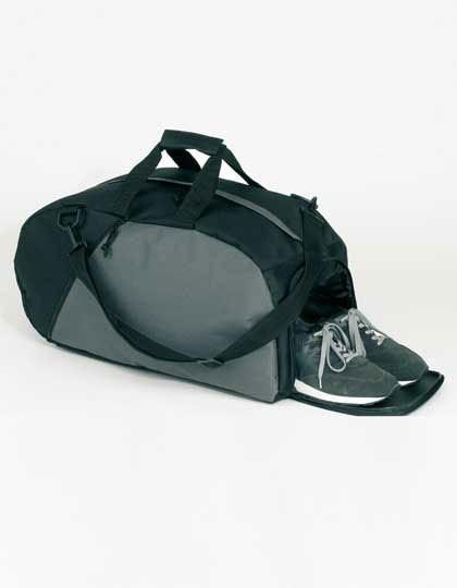 Kleine Sporttasche Relax - Freizeittaschen - Sport- & Reisetaschen - Printwear Black - Grey