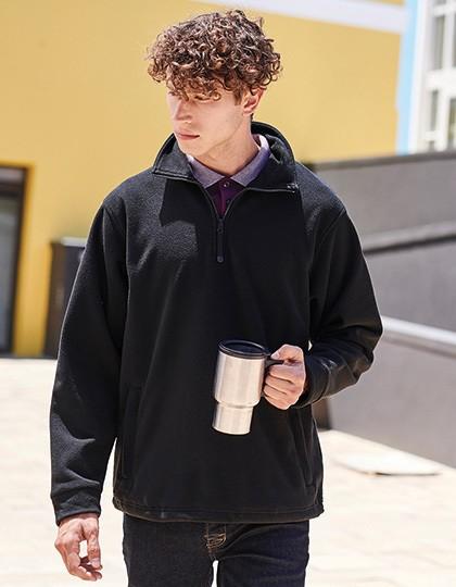 Thor Overhead Fleece - Fleece - Half Zip Fleece - Regatta Professional Black