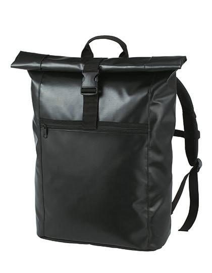 Backpack Kurier Eco - Rucksäcke - Freizeit-Rucksäcke - Halfar Black