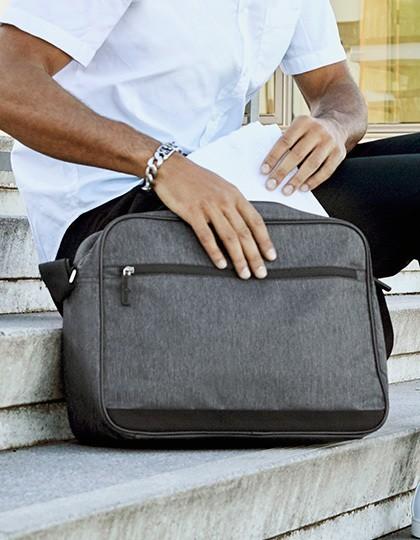 Shoulder Bag - Santiago - Freizeittaschen - Freizeit-Umhängetaschen - Bags2GO Anthracite