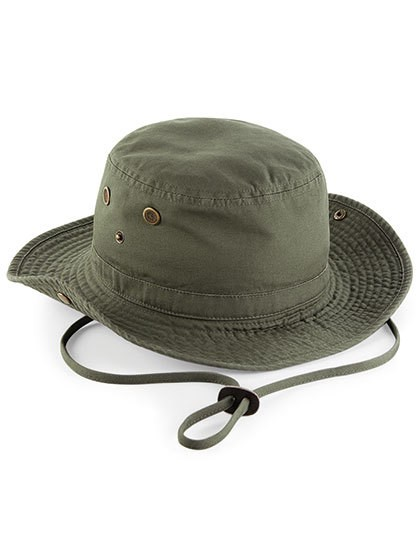 Outback Hat - Caps - Hüte - Beechfield Navy