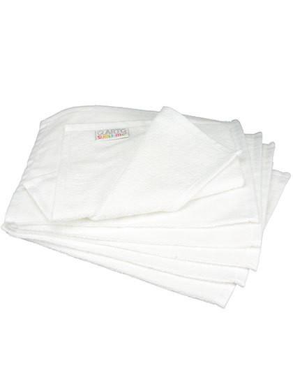 SUBLI-Me® All-Over Print Guest Towel - Frottierwaren - Handtücher - A&R