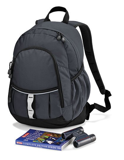 Pursuit Backpack - Rucksäcke - Freizeit-Rucksäcke - Quadra Black