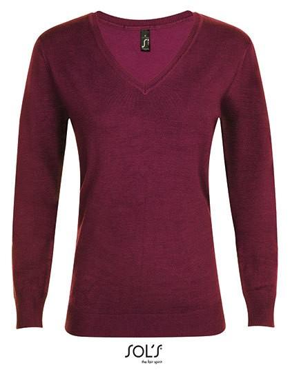 Glory Women Sweater - Pullover & Strickwaren - Pullover - SOL´S Black