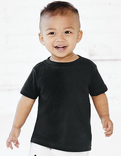 Infant Fine Jersey T-Shirt - Kinderbekleidung - Baby Shirts & Hosen - Rabbit Skins Apple