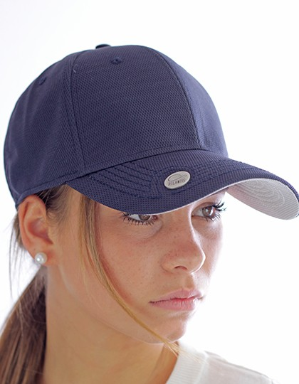 Birdie Cap - Caps - 6-Panel-Caps - Atlantis Black - Grey