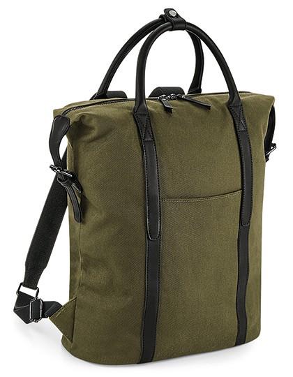 Urban Utility Backpack - Quadra Black