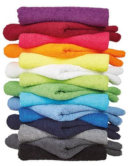 Cozy Hand Towel - Fair Towel Turquoise
